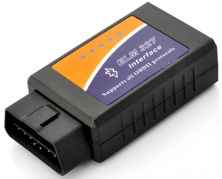 Bluetooth-адаптер для OBD 2