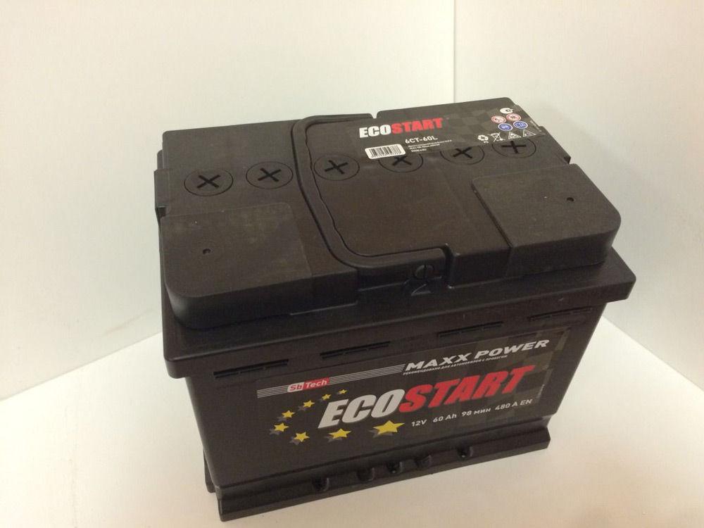 Аккумулятор EcoStart