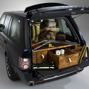 Комплектация авто для рыбалки и охоты