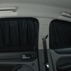 Обзор автомобильных шторок