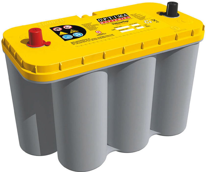 Гелевая батарея