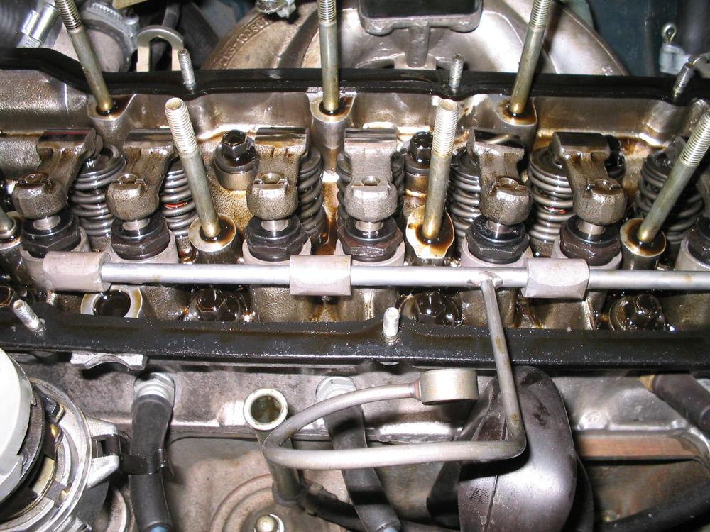 Гидрокомпенсаторы в автомобиле