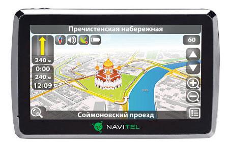 Линейка навигаторов Навител