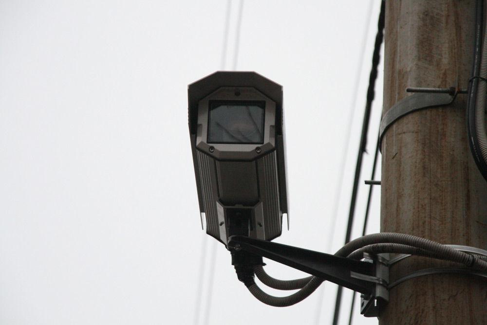 Камера фиксации нарушения ПДД