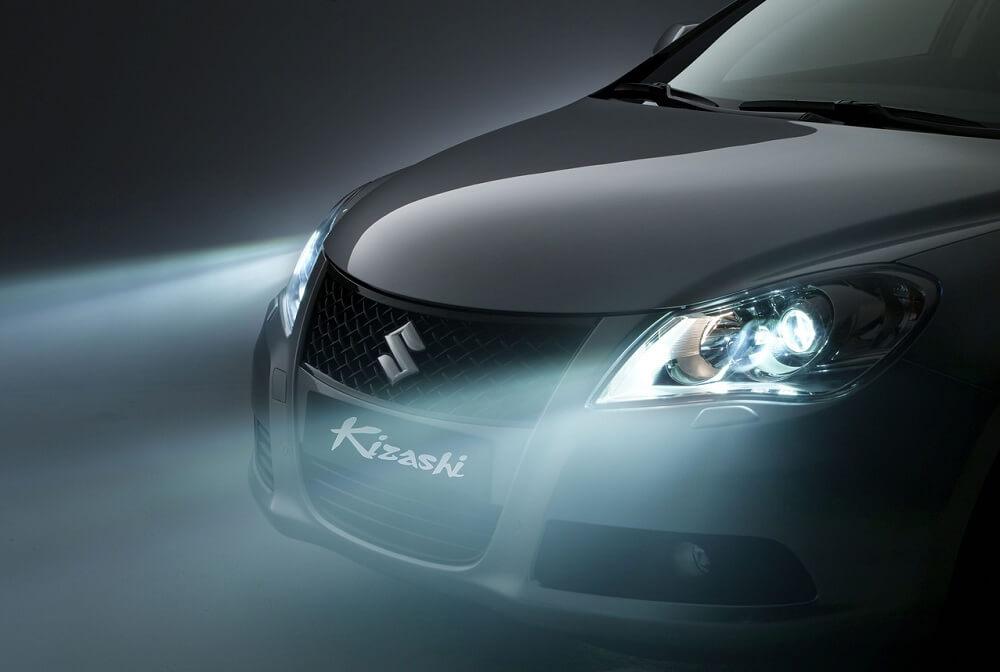 Ксеноновые фары Suzuki