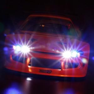 Ксеноновые лампы на автомобиле