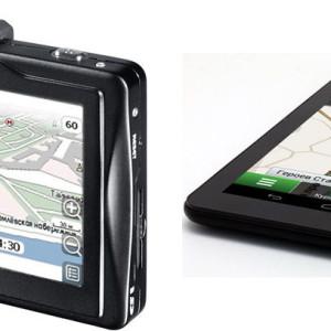 Навигатор или планшет