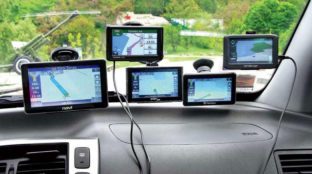 Обзор автомобильных GPS-навигаторов