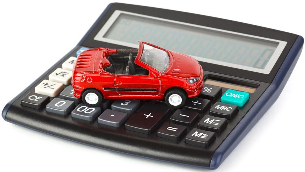 Расчёт расходов на авто