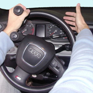 Ручное управление автомобилем