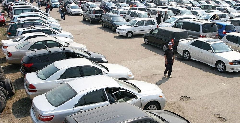 Рынок подержанных транспортных средств