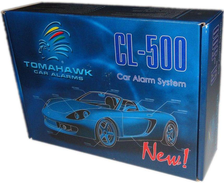 Tomahawk CL500