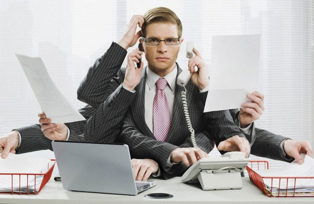 Онлайн-персонал в работе