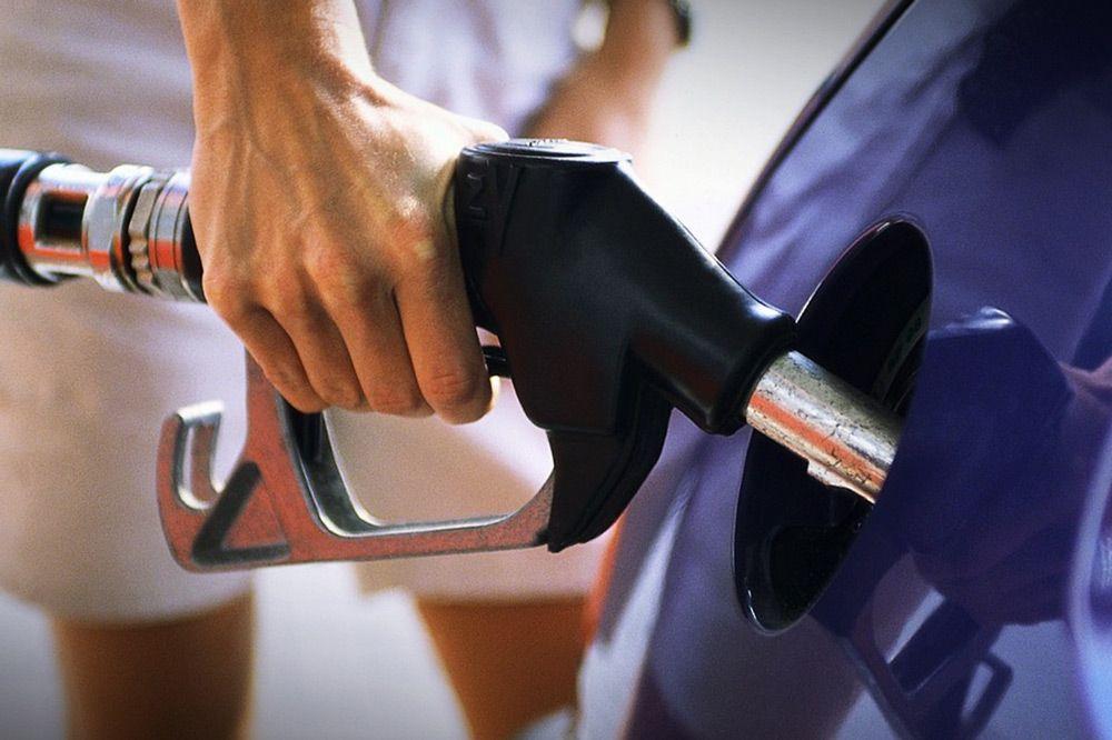 Заправка автомобиля