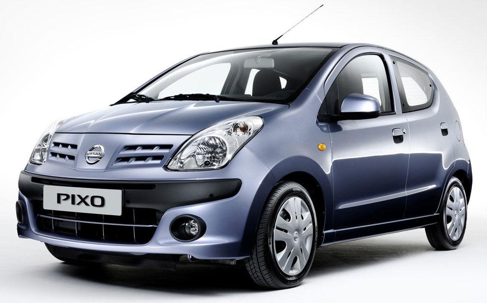 Привлекательный Nissan Pixo