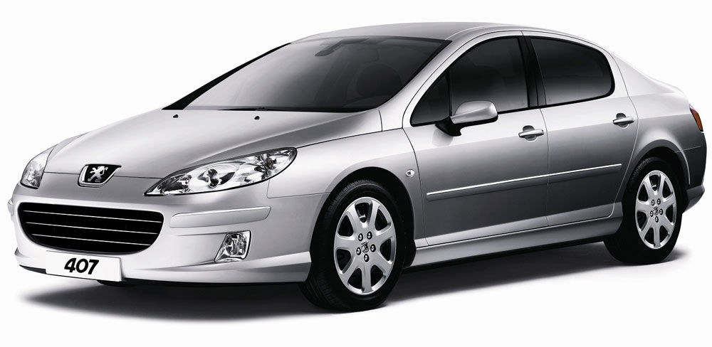 Популярный Peugeot 407