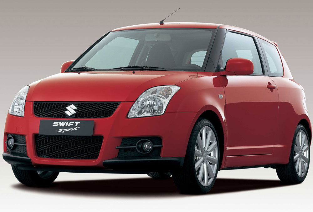 Презентация Suzuki Swift