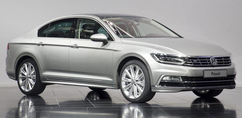 Популярный Volkswagen Passat B8