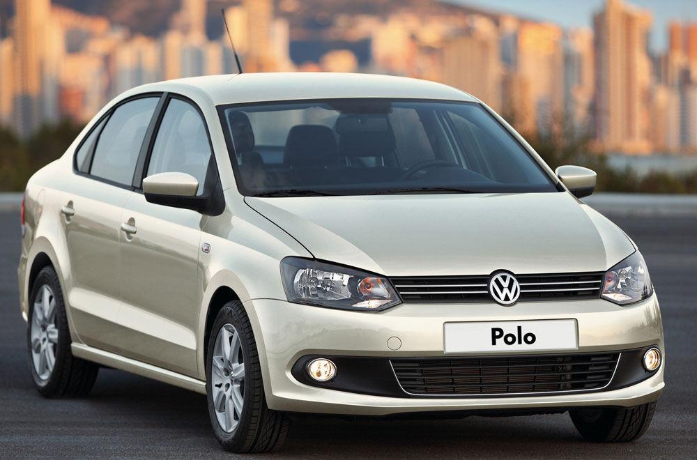 Элегантный Volkswagen Polo