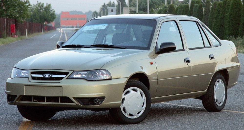 Обзор автомобиля Daewoo Nexia
