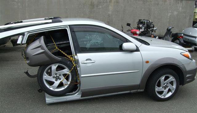 Варианты перевозки автомобиля