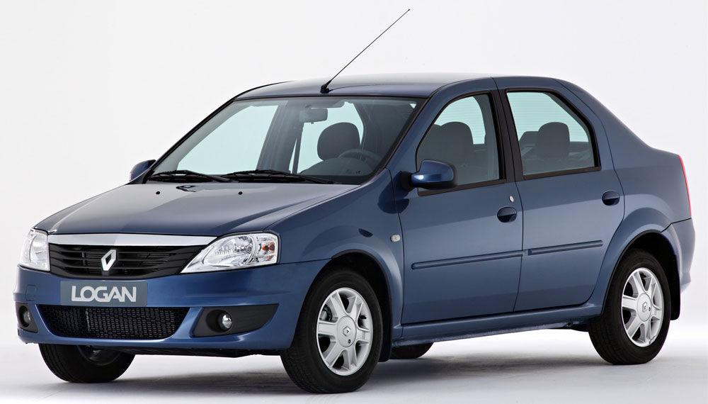 """""""Любимец"""" таксистов Renault Logan"""