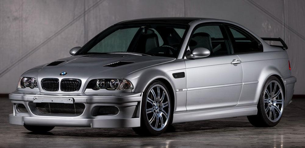 Выносливый BMW E46