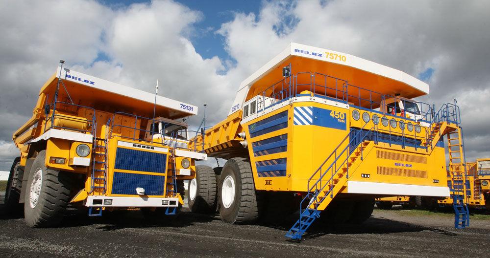 Обзор больших грузовиков