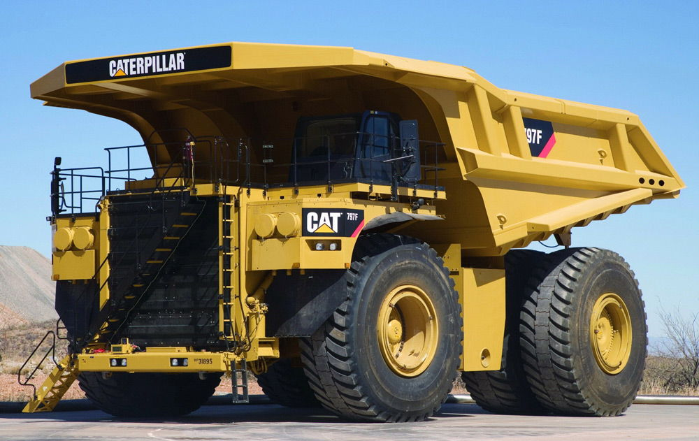 Caterpillar 797F