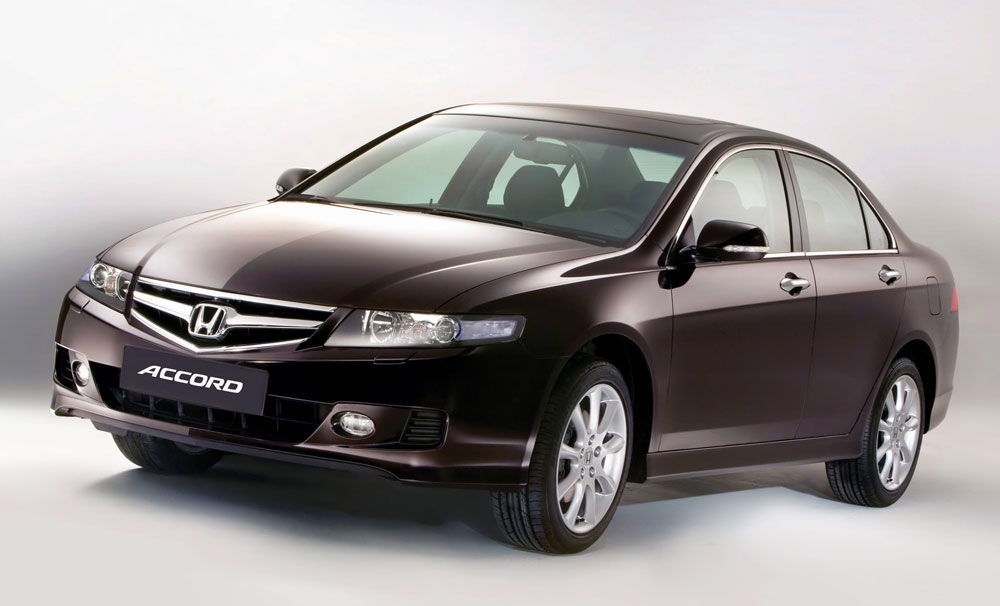 Спортивный Honda Accord