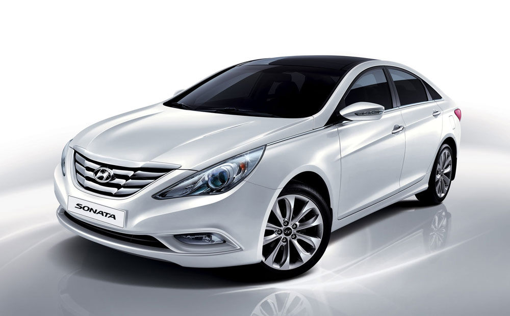 Презентация Hyundai Sonata