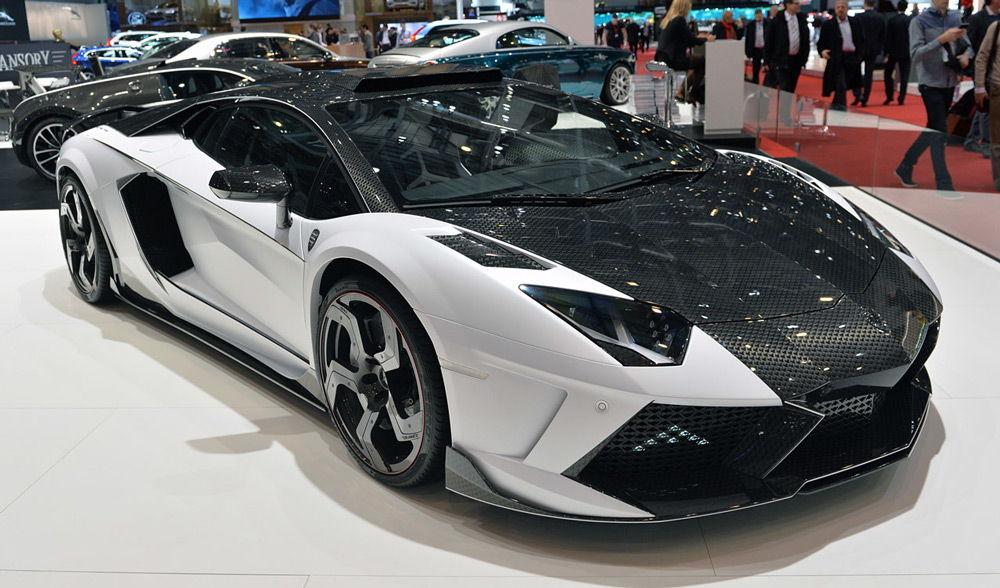 LamborghiniCarbonado GT Mansory