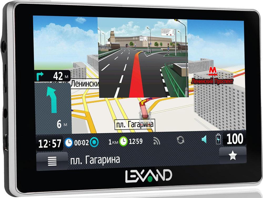 Новичок Lexand SA5+
