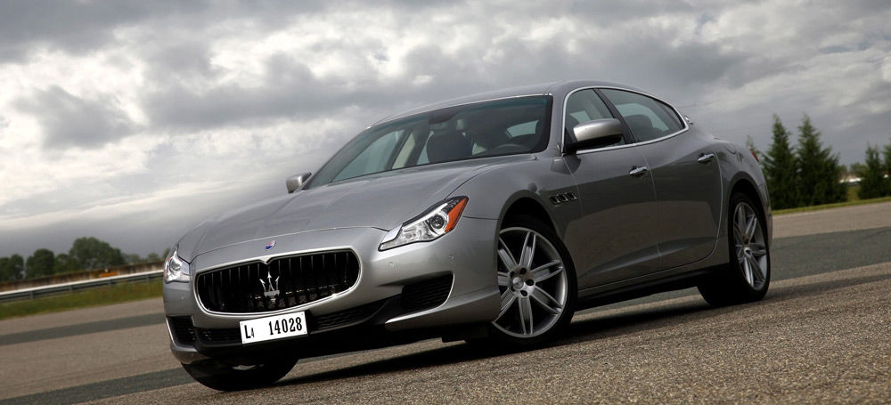 Maserati Quattoporte S