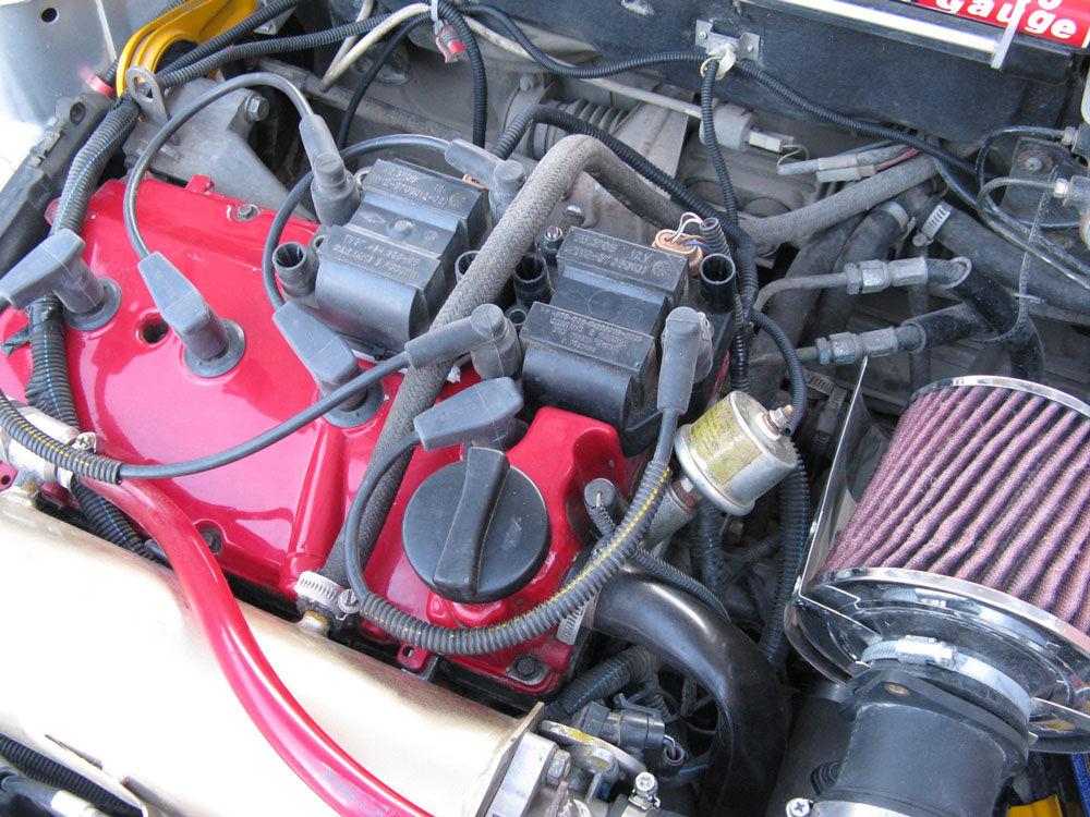 Модуль зажигания автомобиля