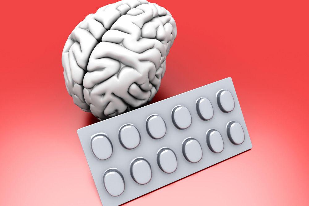 Мозг и лекарства