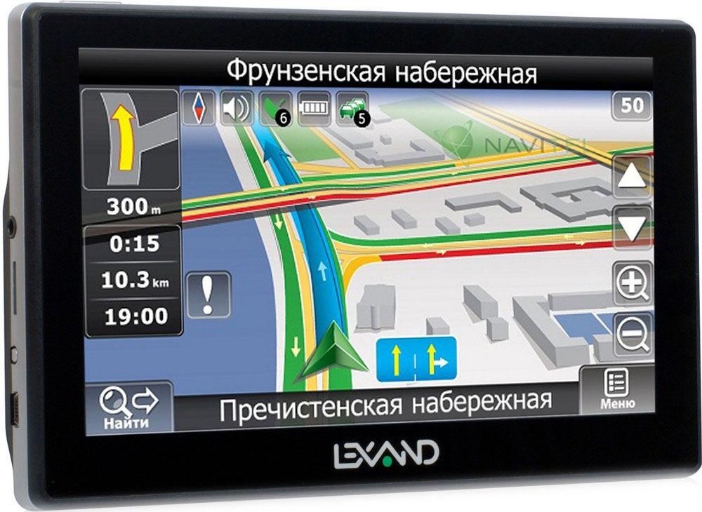 Обзор навигатора с пробками