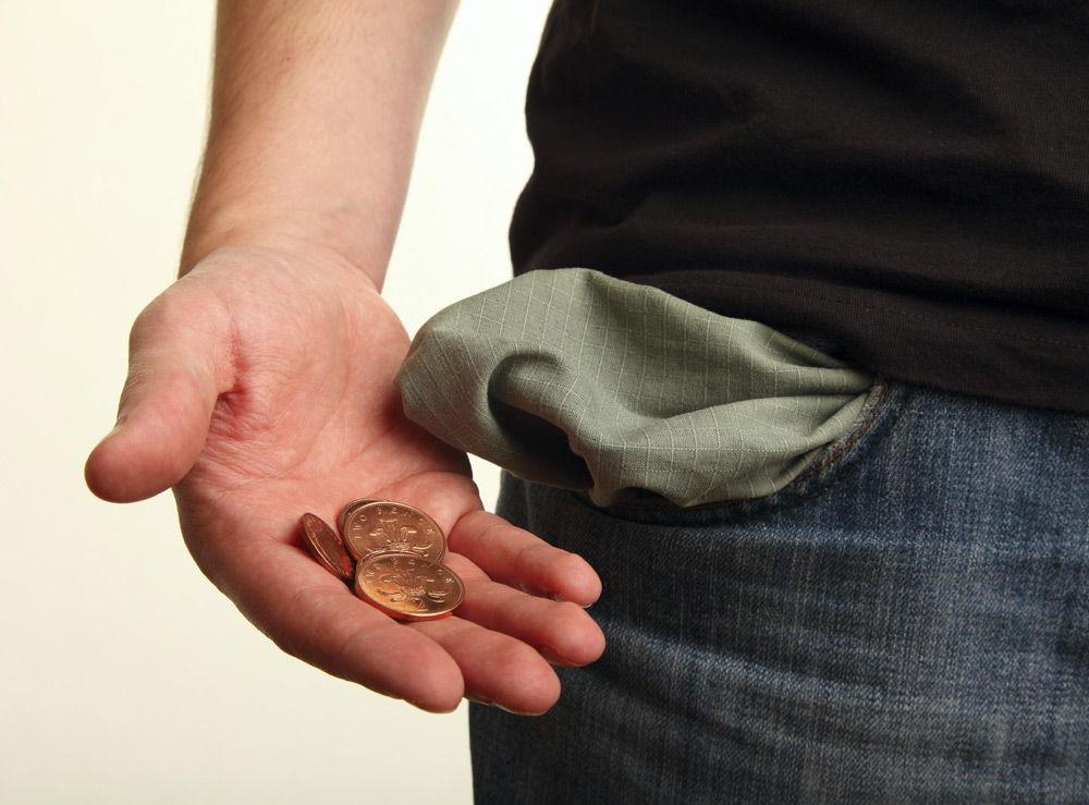 Нехватка денежных средств
