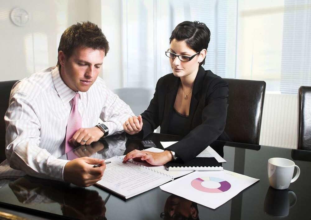 Оформление документов на бизнес