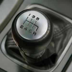 Схема переключения передач на рукоятке