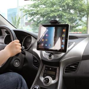 Размещение планшета в салоне автомобиля