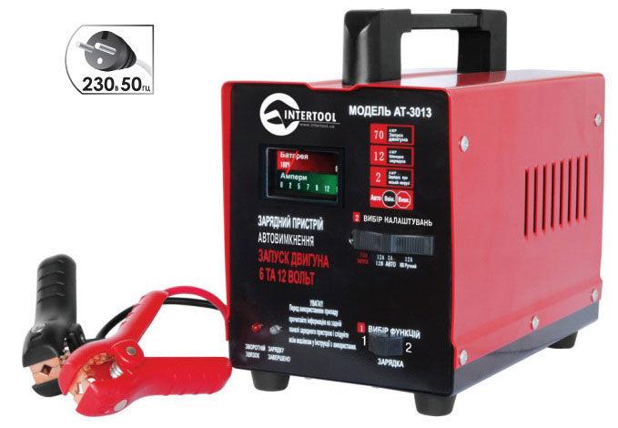 Автомобильное зарядное Intertool AT-3013