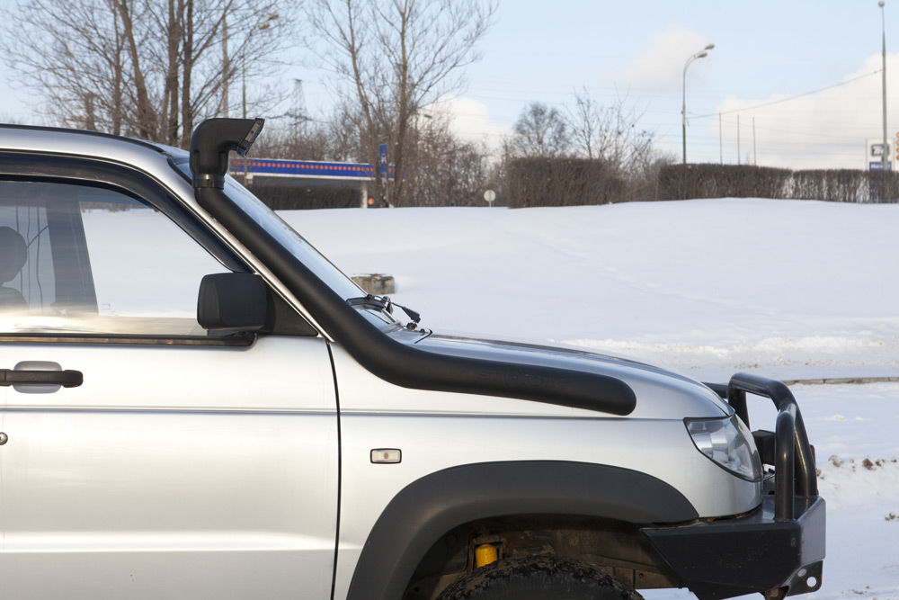 Шноркель на УАЗ Патриот
