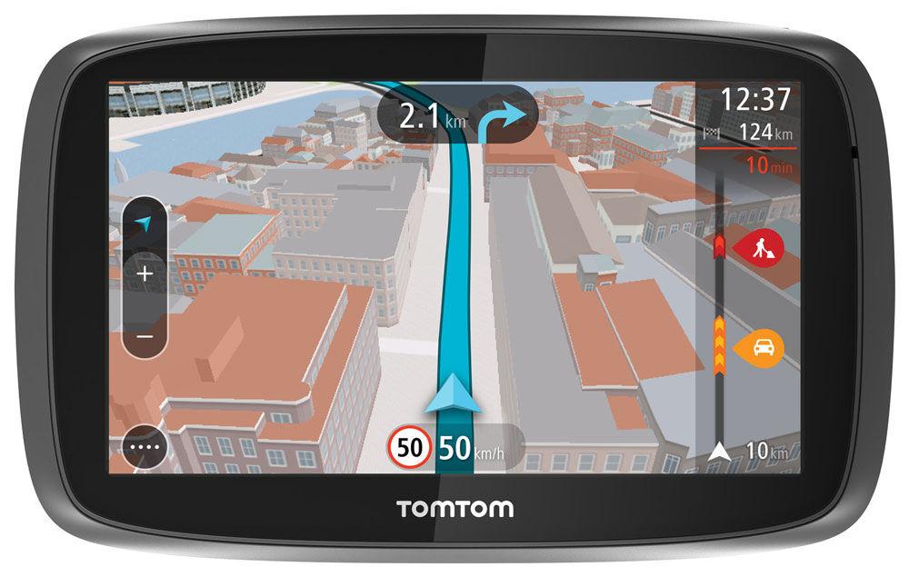 Европейский TomTom GO 6000
