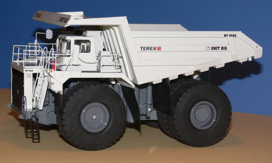 Гибридный Unit Rig MT5500