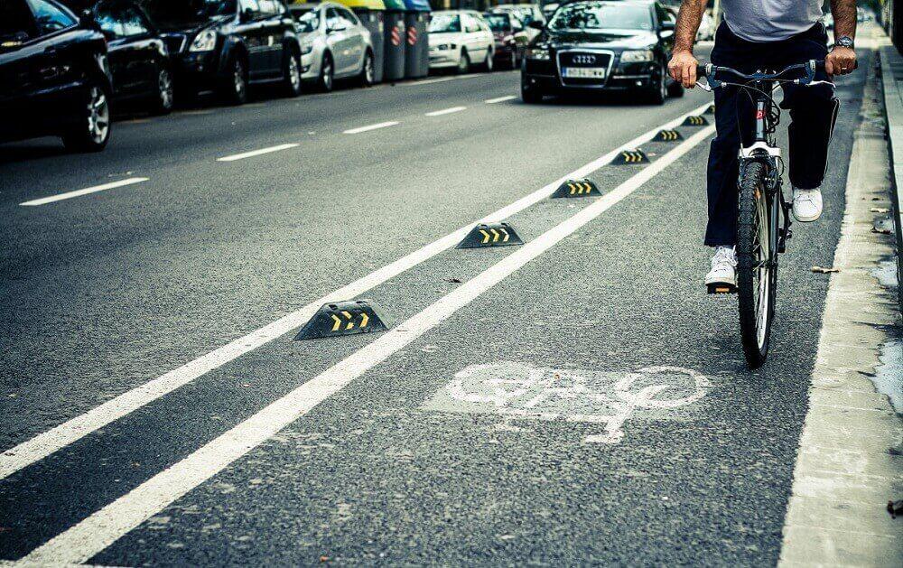 Велосипедная дорожка ПДД
