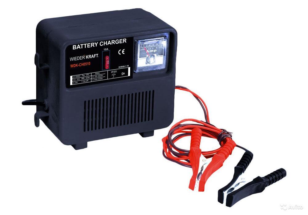 Трансформаторный тип зарядного устройства