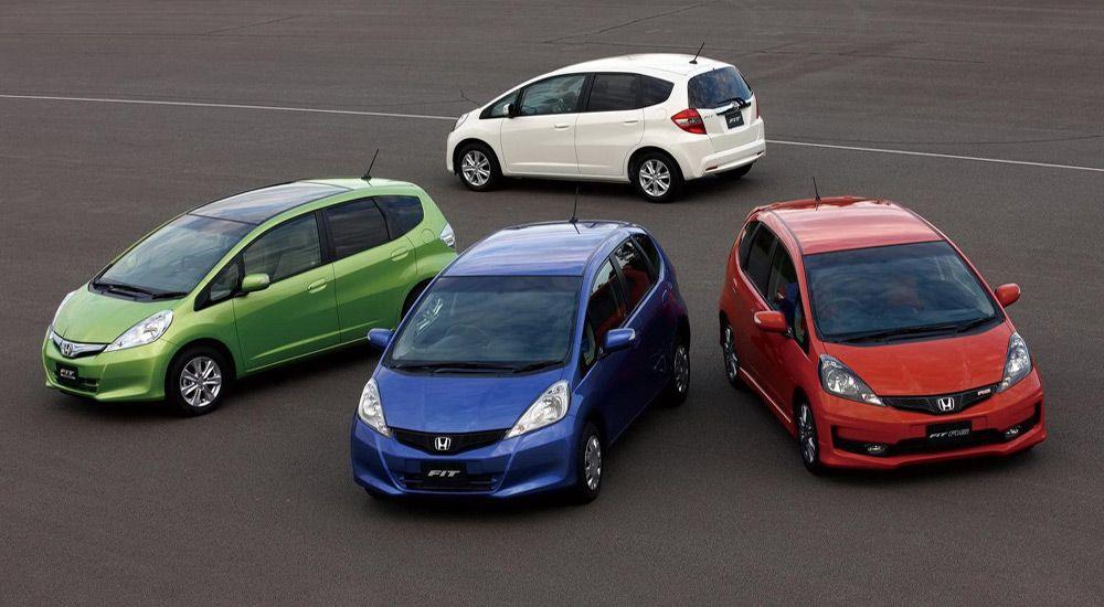 Автомобили Honda