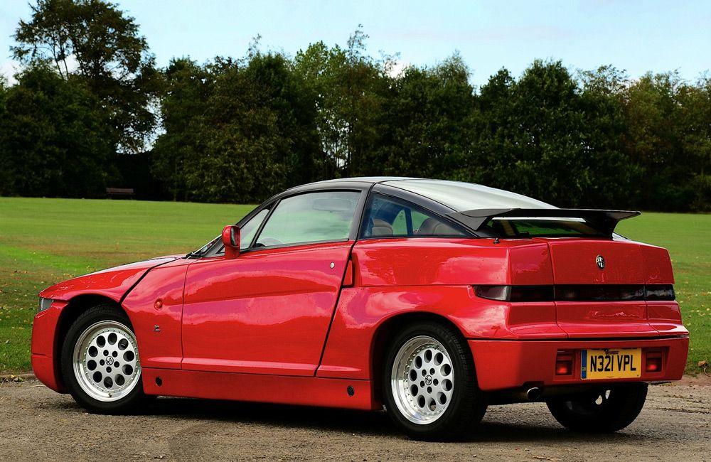 Alfa Romeo SZ/RZ