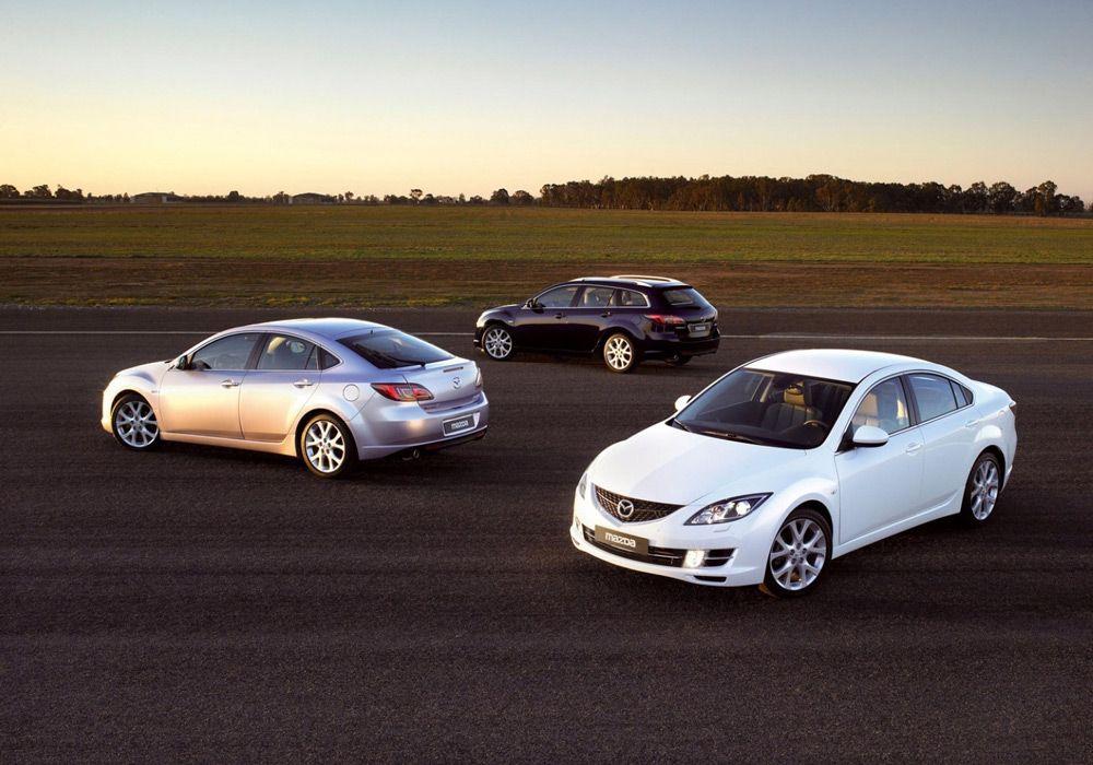 Автомобили Mazda